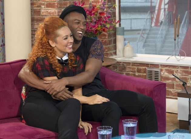 Ortisé Williams and Aimee Jade reveal first pictures of son - Maternity and Infant
