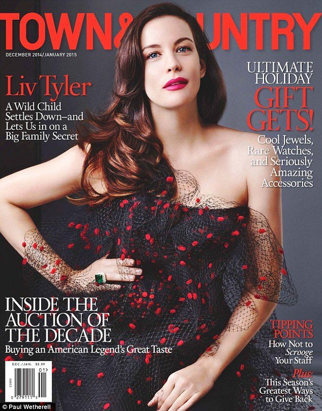 Wondrous Liv Tyler Opens Up About Her Second Pregnancy Maternity And Infant Hairstyles For Men Maxibearus