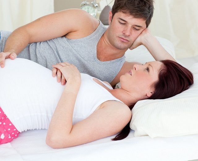 symptoms of pregnancy, common effects of pregnancy