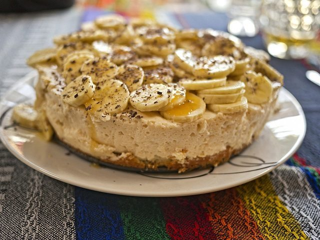 banoffee pie, slimming world, slimming world desserts, slimming world recipes,