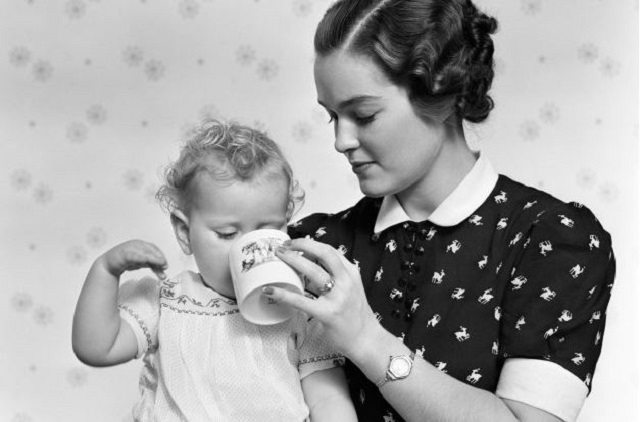 9 weird parenting rules from the past
