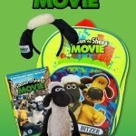 shaun the sheep, competitions, free stuff