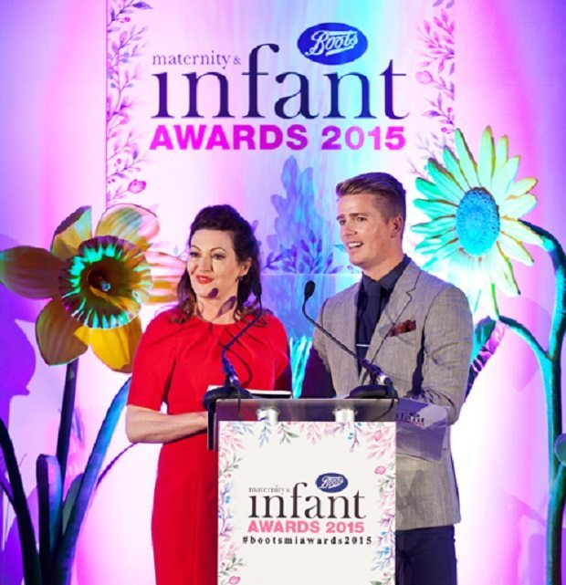 maternity & infant awards, brian ormand, Maura Derrane, rte, rte today show, today show, pippa o'connor, boots, doubletree by hilton