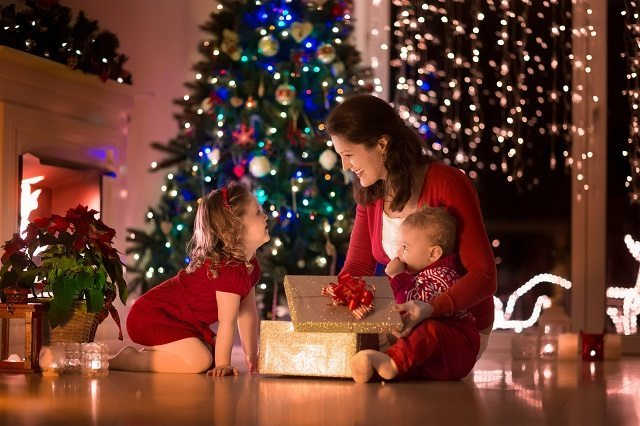 one family, being a single parent at christmas, single parenting, one family organisation, single parent support,