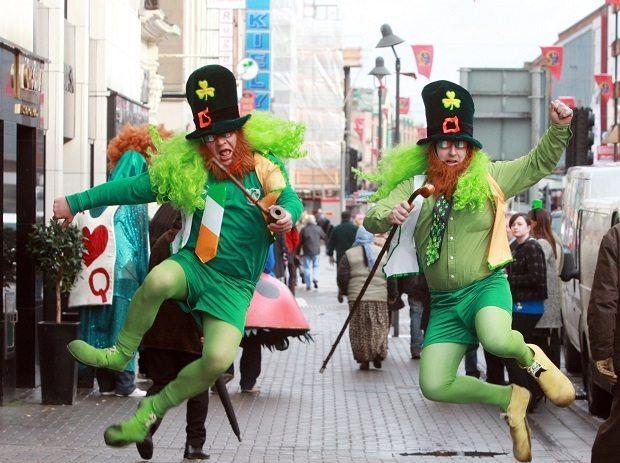 st patricks day, leprechaun,