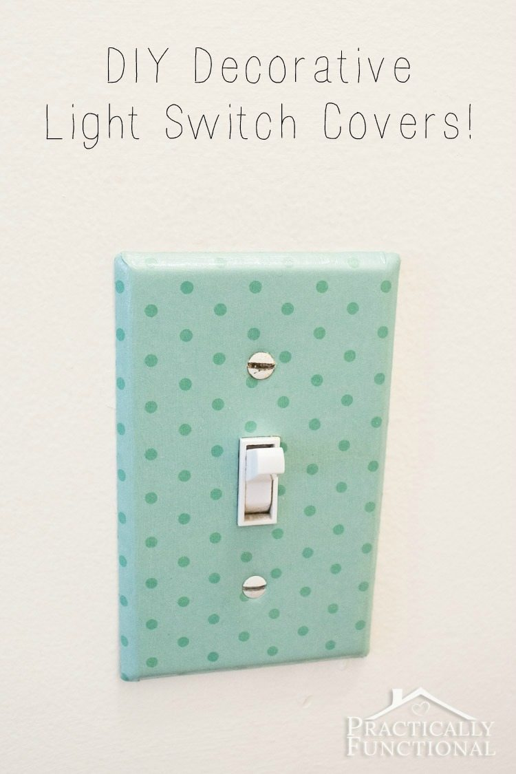 Diy Decorative Light Switch Covers 2 Maternity And Infant