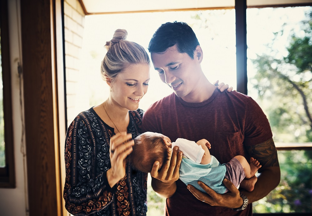 3 milestones for first time parents maternity and infant family